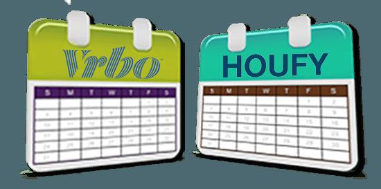 Synchronize Vrbo and Houfy calendars